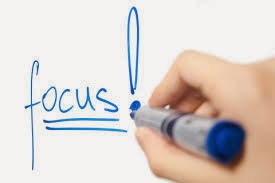 Pentingnya Fokus