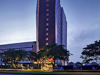 Hotel Ibis Gading Serpong, Hotel nyaman dan menyenangkan di Tanggerang