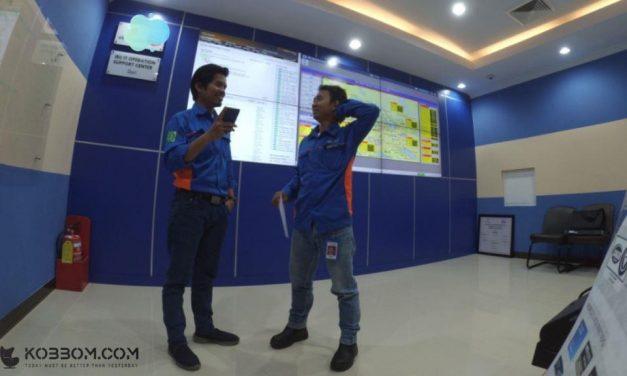 Installasi OVD 5521 – 3 x 2 Perusahaan OIL & Gas Terbesar di Riau