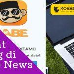 Bagaimana Mendapatkan Uang Dengan Menulis Artikel di Babe News