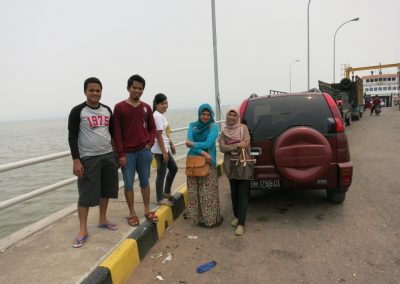 Nunggu Pelabuhan Dumai 2