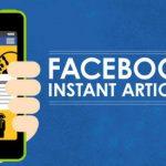 Gaji Ke 2 Dari Facebook Instant Article, Bukti Facebook tidak Hanya Untuk SocMed. Tapi Bisa Untuk Cari Rezeki Juga