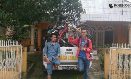 3 Hari Tour Gowes Bersama Team HalBic Duri (HalliBurton Bicycle Duri)