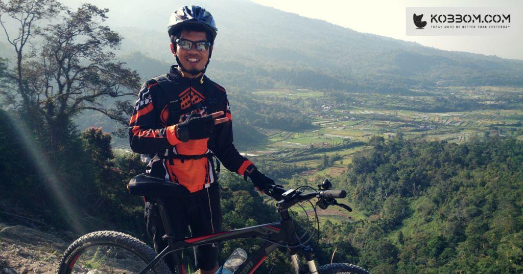 #Day 3, Gowes Touring Sumbar. Perjalanan Panjang dari Bukit tinggi ke Malalak