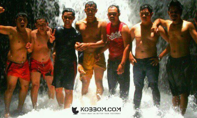 Pengalaman Wisata Air Terjun Aek Matuo Pasir Pangaraian di Riau