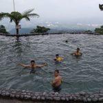 Umbul Sidomukti Semarang, Pengalaman Berenang di Kolam Renang Tertinggi di Asia Tenggara
