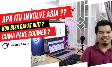 Apa itu Involve Asia dan Bagaimana Caranya Menghasilkan Uang Hanya Dengan Social Media
