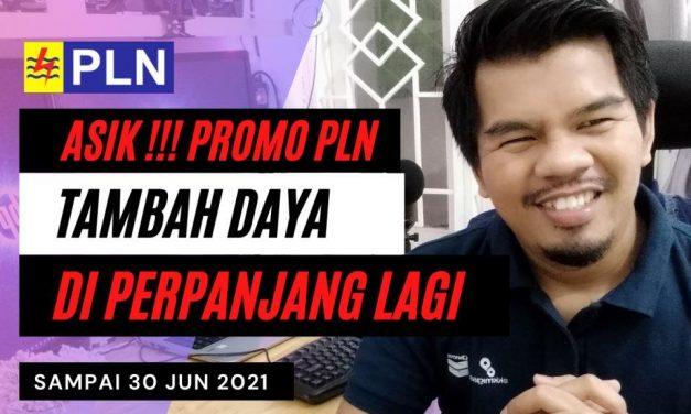 Gila !!! Promo tambah daya PLN Melalui Alfamart, Tokopedia & Alfamart di Perpanjang Lagi sampai 30 Juni 2021